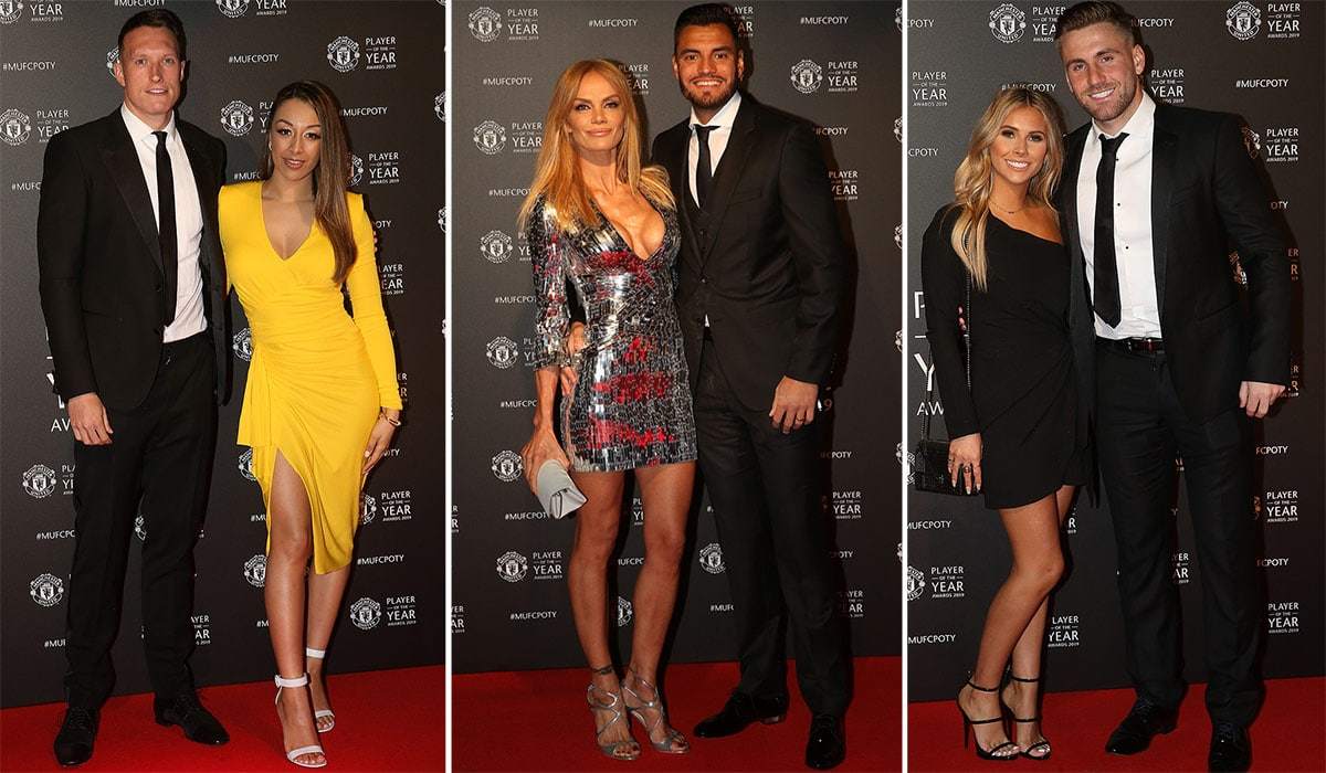 Manchester United Players Wives And Girlfriends Who Is Dating Who