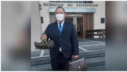 Abogado, buong pusong tinanggap ang mga alimangong 'ibinayad' ng kliyente