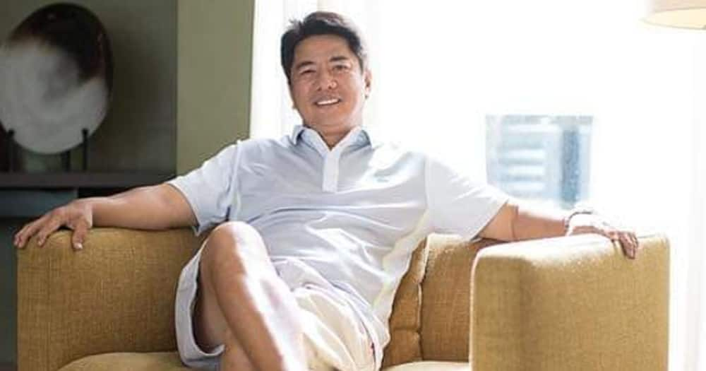 Willie Revillame, shares experience with COVID-19 vaccination