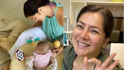 Alice Dixson shares adorable photos, video giving glimpses of baby Aura
