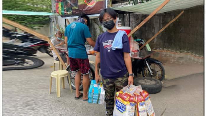 Buboy Villar, sobrang hands-on sa kanyang paresan; pinatos pati pagdedeliver
