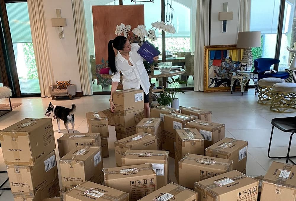Heart Evangelista posts mechanics to get free tablets amid pandemic