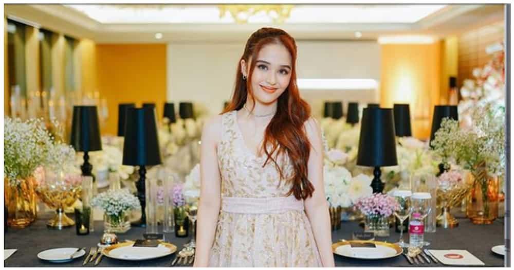Jayda Avanzado, pinasilip ang kanyang 18th Birthday celebration
