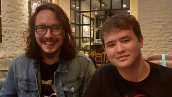 """JK Labajo gets frank about Baron Geisler's attitude behind the cam: """"Ang bait"""""""