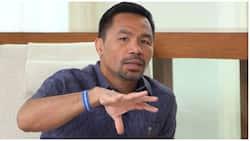 Manny Pacquiao, tatakbo bilang presidente ng bansa; inilatag ang '22-round agenda'