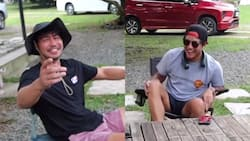 Video of Zanjoe Marudo asking Daniel Padilla to fix his sitting position goes viral