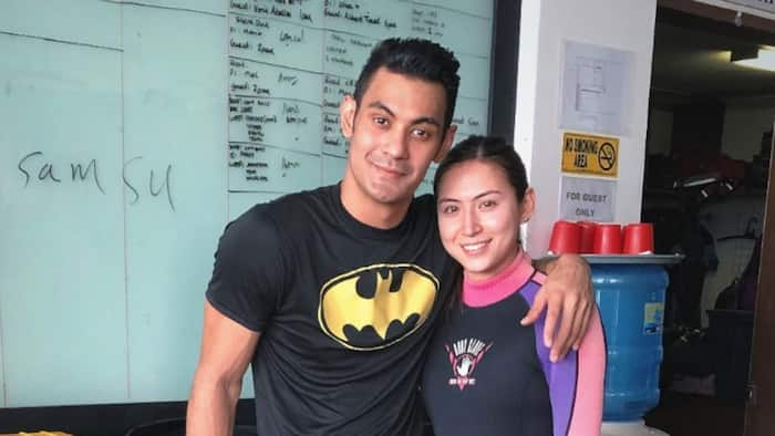 Gab Valenciano introduces new girlfriend; shares their dramatic love story