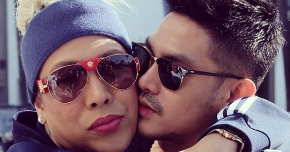 Sunshine Guimary mentions Vice Ganda while addressing her daring film scenes with Ion Perez