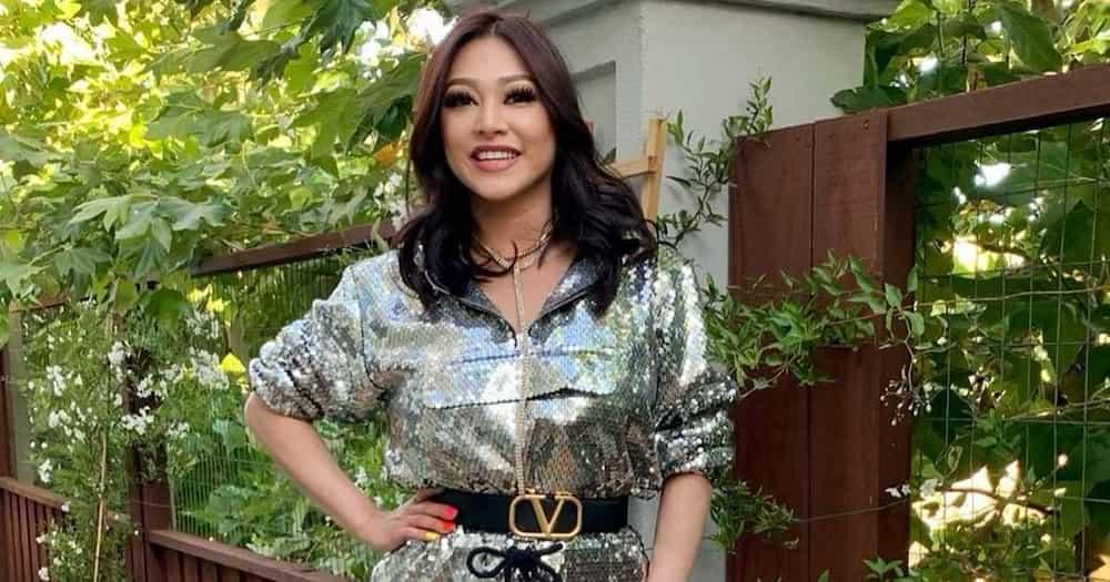 Rufa Mae Quinto, napalundag sa bonggang regalong kotse ng kanyang asawa para sa birthday