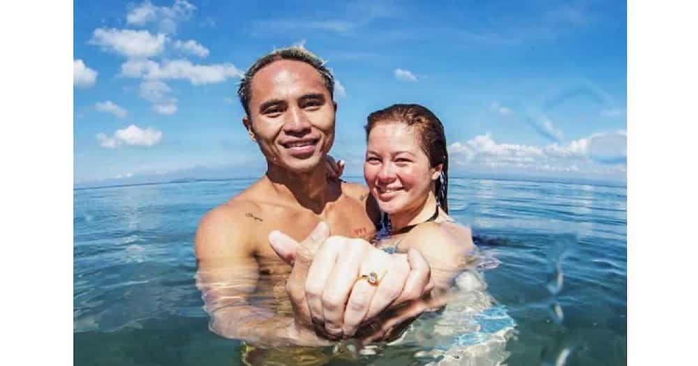 Andi Eigenmann and Philmar Alipayo share stunning underwater engagement photos