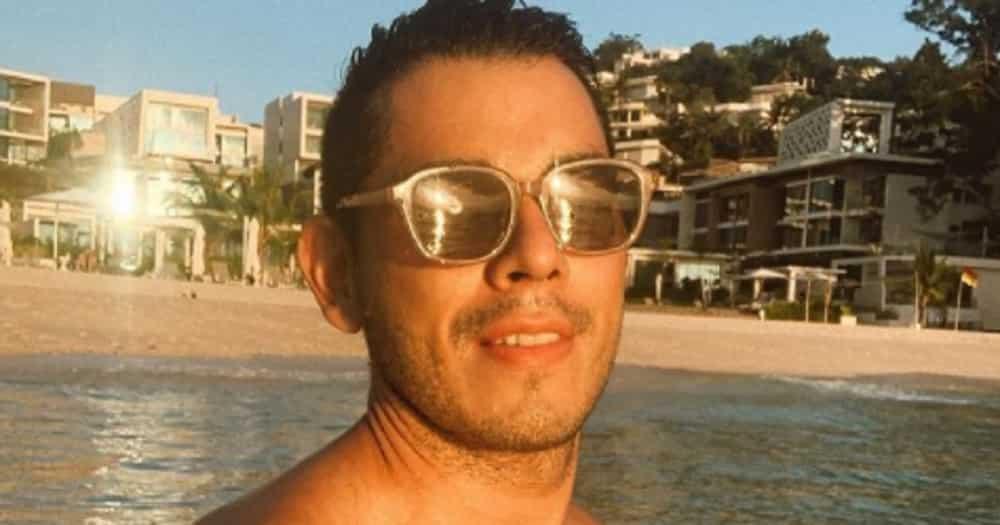 Raymond Gutierrez flaunts fit body; pens about his fitness journey