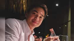 """Dominic Roque, ipinakita ang tunay na suporta sa nobya: """"Thanks for watching Bea's vlog"""""""