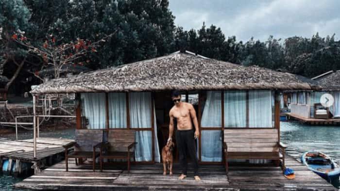 RK Bagatsing, Jane Oineza, mukhang magkasama sa Laguna getaway
