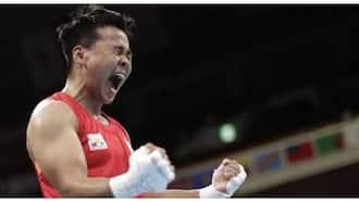 Nesthy Petecio, pasok sa finals; maaring maiuwi ang 2nd gold medal ng Pinas
