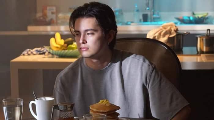 James Reid, brokenhearted ang role sa 'Para Sa Mga Ex' music video ni Zack Tabudlo