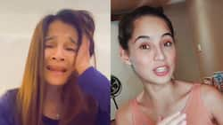 """Jasmine Curtis reacts to Mommy Carmen's """"emotional"""" video: """"may luha pa"""""""