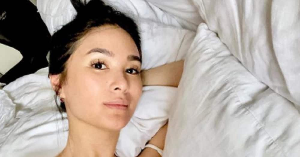 Heart Evangelista undergoes surgery to remove cyst-like pimple