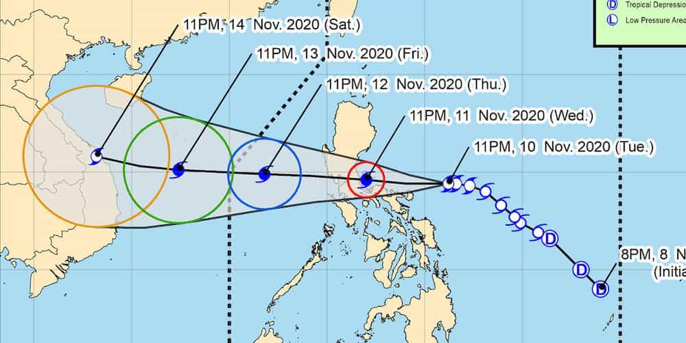 Metro Manila, Luzon, bracing as Ulysses gains typhoon strength