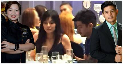 May pinalit daw kaagad? Romnick Sarmenta spotted holding hands with another woman