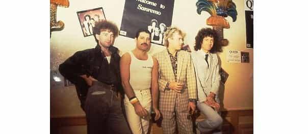 Bohemian Rhapsody cast