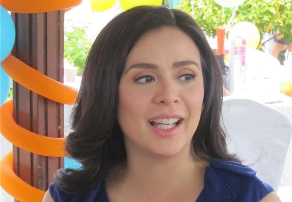 Dawn Zulueta catches netizens' attention after showing off her true hair color