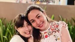 Dani Barretto, binati ang inang si Marjorie Barretto ngayong Father's Day