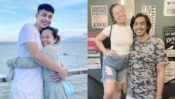 Kiray Celis addresses netizen's concern over her picture with model Kirst Viray