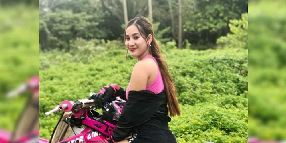"""Beautiful lady rider from Bohol dies from drowning, """"di niya namalayan rumaragasang tubig"""""""