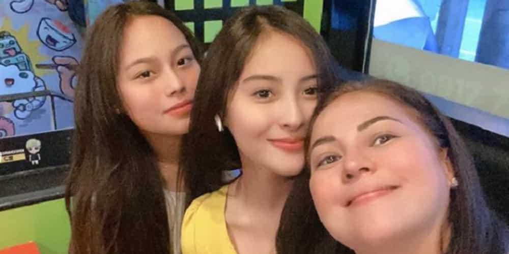 Karla Estrada & daughter Magui cry during emotional Magandang Buhay episode