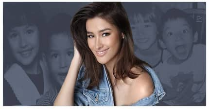 Netizens, nawindang sa throwback childhood photo ni Liza Soberano at kapatid