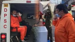Actual video footage of Jinggoy Estrada's arrest goes viral