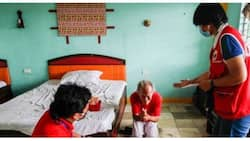 11 na taong lansangan sa Valenzuela, nasagip at may maayos nang tinutuluyan