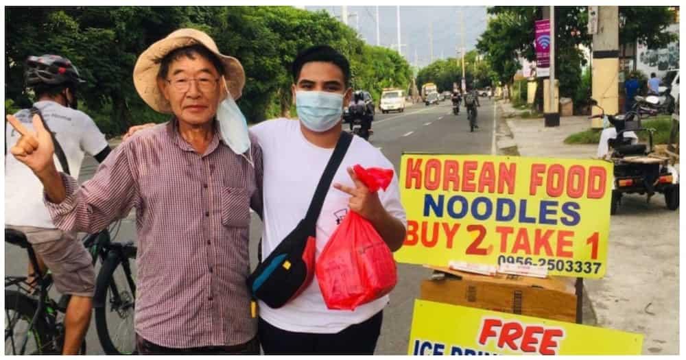 Korean na minsan nang naloko ng ilang Pinoy, pinili pa ring tumulong sa ating mga kababayan