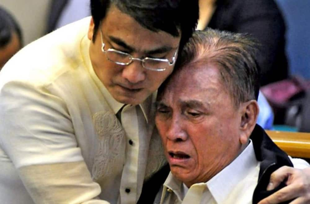 Former Senator and actor Ramon Revilla Sr. passes away