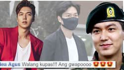 Lee Min Ho's fans gush over the KPop idol's latest pictures after being discharged from mandatory service