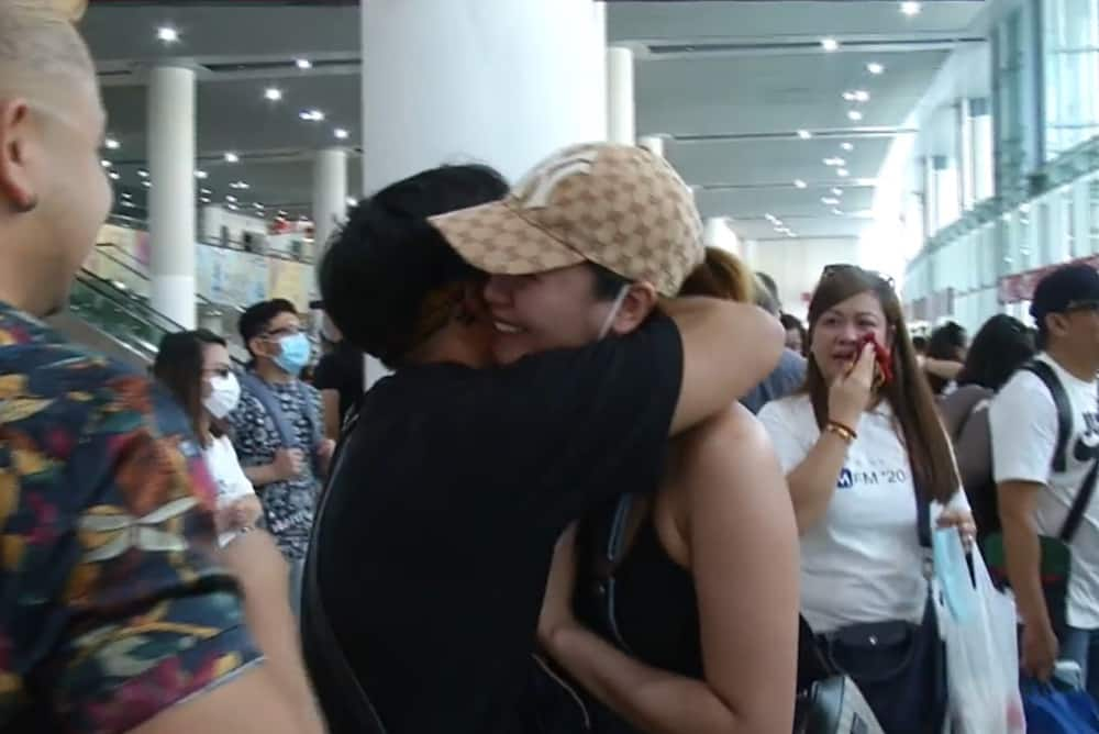 Video of OFWs who reportedly lost their jobs in Macau touches netizens' hearts