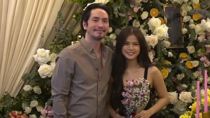 Maris Racal shares video giving glimpses of her birthday celebration; Rico Blanco gets spotted