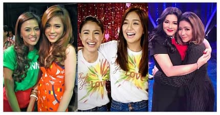 Kambal?! 11 Pinoy celebs na para dawng pinagbiyak na bunga