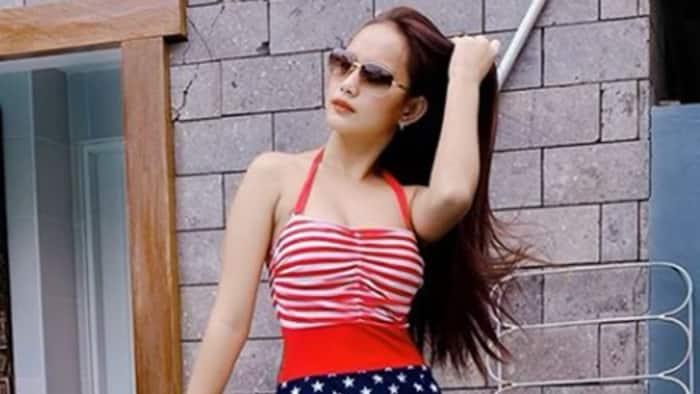 Latest photos of Rita Gaviola aka 'Badjao Girl' go viral online