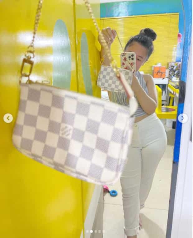 Kiray Celis, proud sa nabiling Louis Vuitton; ni-remind ang madla 'wag tumangkilik ng fake