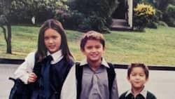 James Reid's childhood photo with siblings Lauren, Jack goes viral