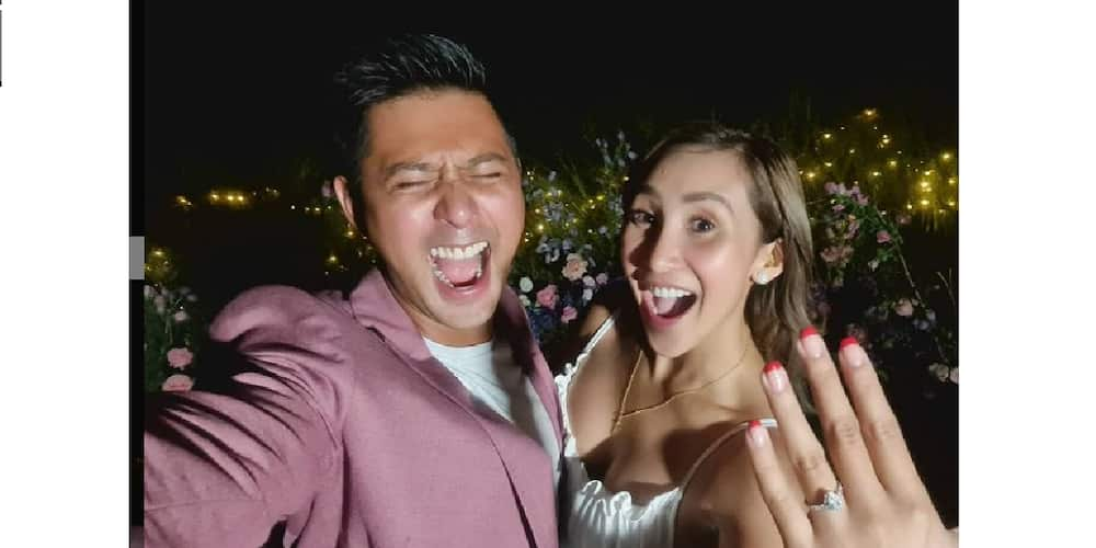 Rocco Nacino shares video of his emotional marriage proposal to Melissa Gohing
