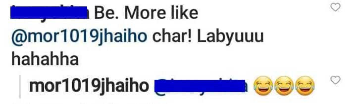 """DJ Jhaiho """"laughs"""" at netizen's comment saying Kiray Celis' BF's tattoo looks like his eyes"""