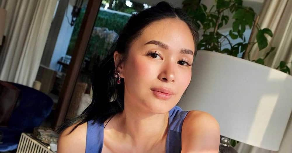 "Heart Evangelista, mali yung niresbakan na netizen: ""Sorry sayo ko nareply"""