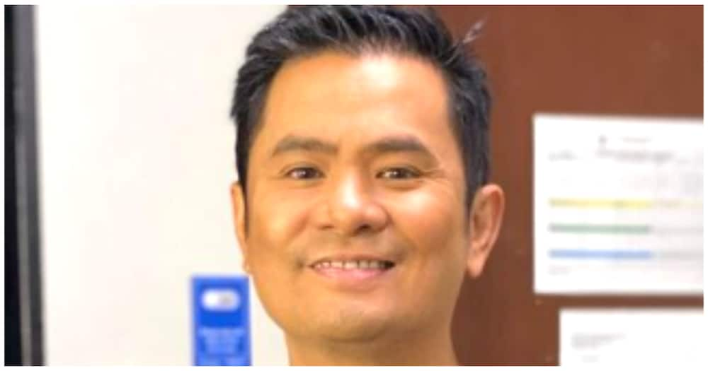 Ogie Alcasid thanks Gretchen Barretto for the goodies he received from her