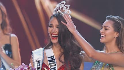 Catriona Gray gets crowned as Miss Universe 2018