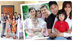 Beautiful Family! 5 Most admired and followed famous Pinoy celebrity families sa social media