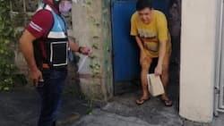 Makati City, nagsimula na nang door-to-door na pamimigay ng gamot at pagkain