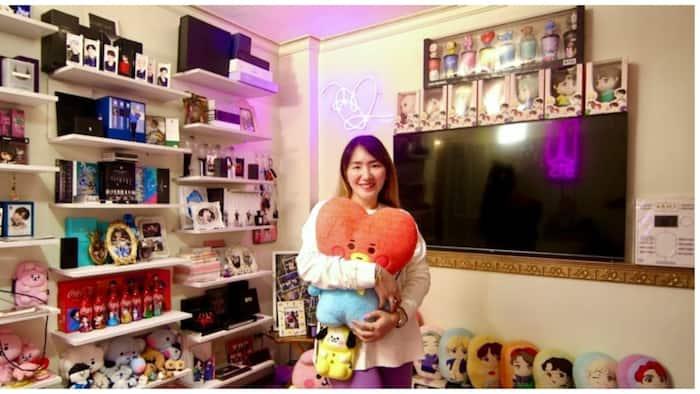 Pinay fan, Php 2.2 million na ang nagastos sa kanyang BTS collection at concert tickets