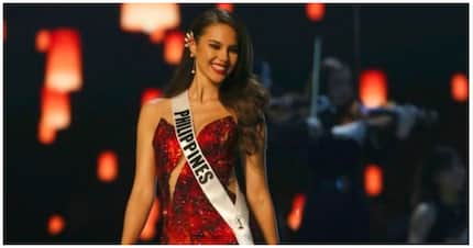 Catriona's homecoming dress, Pinoy na Pinoy muli ayon kay Mak Tumang